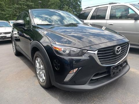 2016 Mazda CX-3 for sale in Plainfield, CT