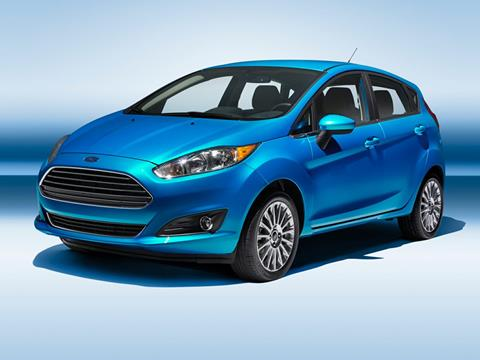 2016 Ford Fiesta for sale in Plainfield, CT