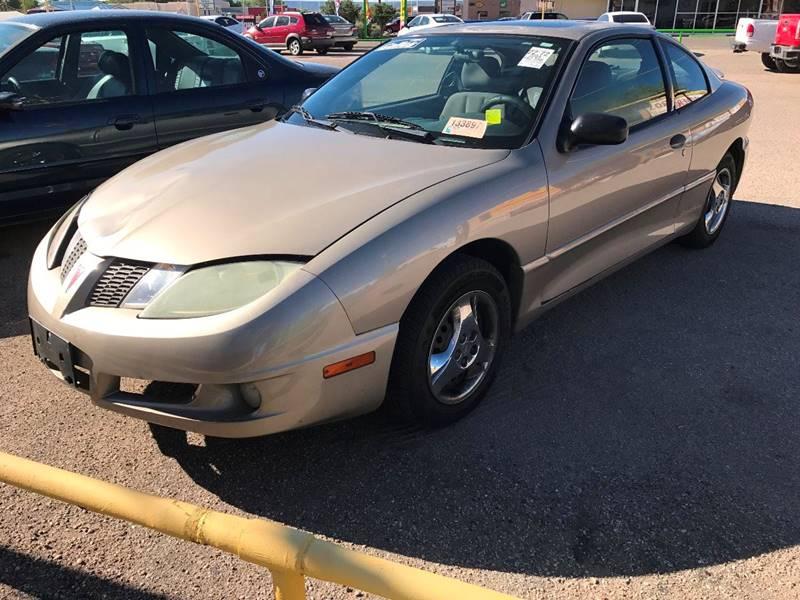 2004 Pontiac Sunfire 2dr Coupe - Espanola NM
