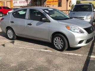 2014 Nissan Versa for sale in Espanola, NM