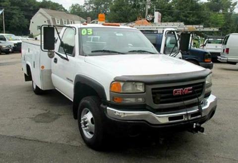 2003 GMC Sierra 3500 for sale in Abington, MA