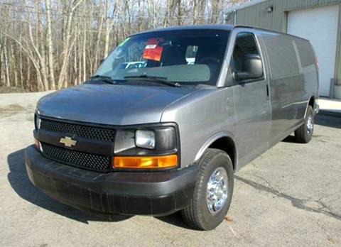 2012 Chevrolet Express Cargo for sale in Abington, MA