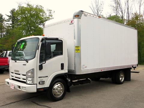 2012 Isuzu NPR HD for sale in Abington, MA