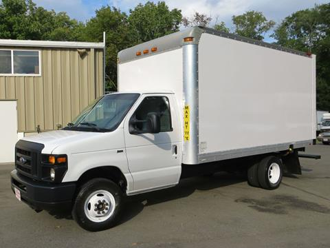 2016 Ford E-Series Chassis for sale in Abington, MA