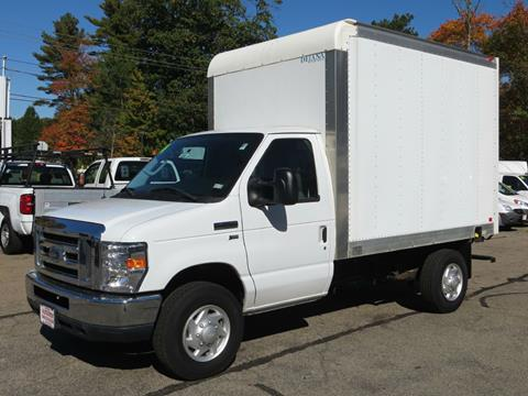 2014 Ford E-Series Chassis for sale in Abington, MA