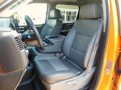 2016 Chevrolet Silverado 3500HD CC