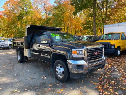 2015 GMC Sierra 3500HD for sale at Auto Towne in Abington MA