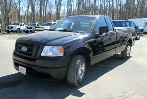 2006 Ford F-150 for sale at Auto Towne in Abington MA