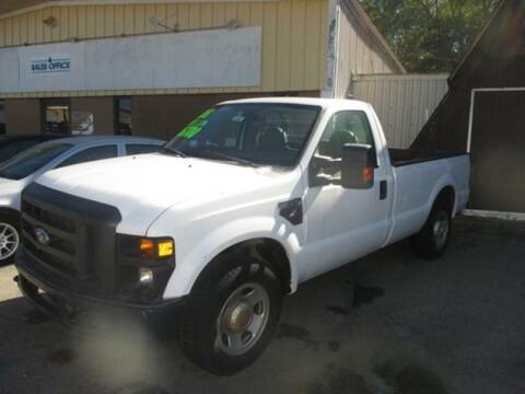 2008 Ford F-350 Super Duty for sale at Auto Towne in Abington MA