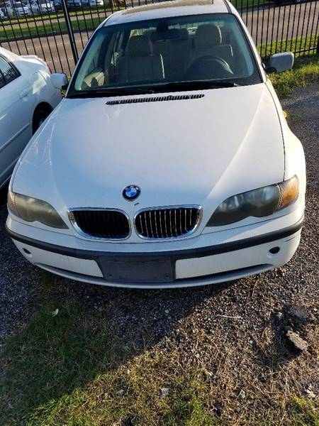 2004 BMW 3 Series for sale at Nation Auto Cars in Houston TX