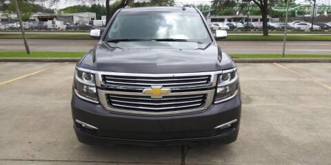 2018 Chevrolet Suburban for sale at Nation Auto Cars in Houston TX