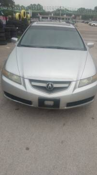 2006 Acura TL for sale at Nation Auto Cars in Houston TX