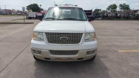 2005 Ford Expedition for sale at Nation Auto Cars in Houston TX