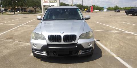 2007 BMW X5 for sale at Nation Auto Cars in Houston TX