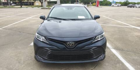 2018 Toyota Camry for sale at Nation Auto Cars in Houston TX