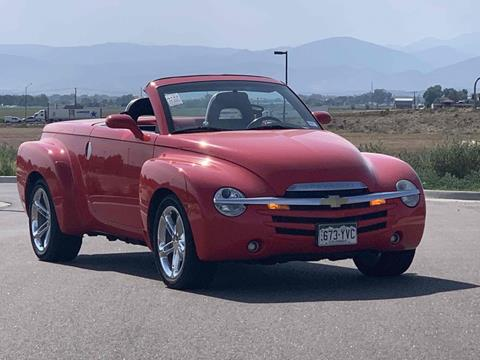 2005 Chevrolet SSR for sale in Loveland, CO