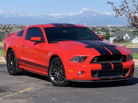 2014 Ford Shelby GT500 for sale in Loveland, CO