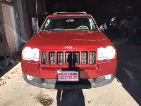 2008 Jeep Grand Cherokee for sale in Linden, NJ