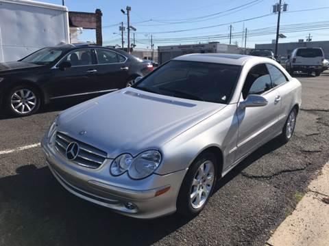 2003 Mercedes-Benz CLK for sale at Frank's Garage in Linden NJ