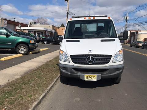 2012 Mercedes-Benz Sprinter for sale at Frank's Garage in Linden NJ
