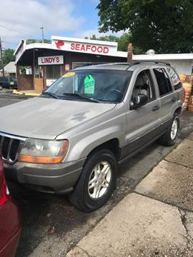 2002 Jeep Grand Cherokee for sale at Frank's Garage in Linden NJ