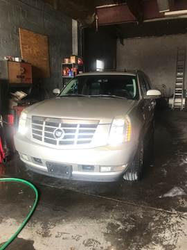 2007 Cadillac Escalade for sale at Frank's Garage in Linden NJ