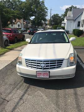2008 Cadillac DTS for sale at Frank's Garage in Linden NJ