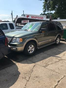 2003 Ford Expedition for sale at Frank's Garage in Linden NJ