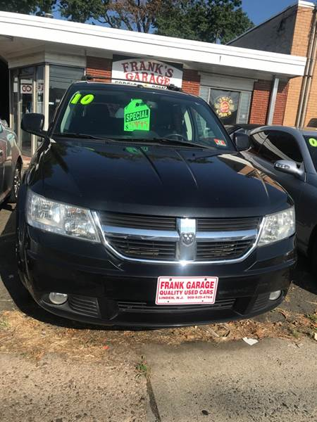 2010 Dodge Journey Rt 4dr Suv In Linden Nj Franks Garage