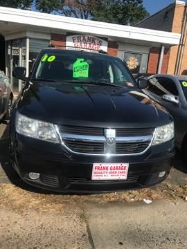 2010 Dodge Journey for sale at Frank's Garage in Linden NJ