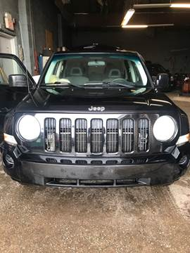 2007 Jeep Patriot for sale at Frank's Garage in Linden NJ