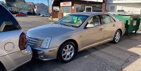 2006 Cadillac STS for sale at Frank's Garage in Linden NJ