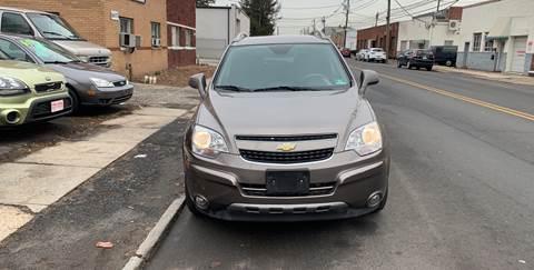 2012 Chevrolet Captiva Sport for sale at Frank's Garage in Linden NJ
