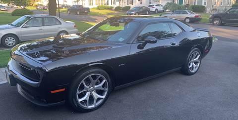 2015 Dodge Challenger for sale at Frank's Garage in Linden NJ