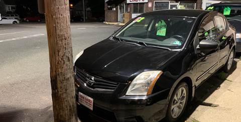 2012 Nissan Sentra for sale at Frank's Garage in Linden NJ