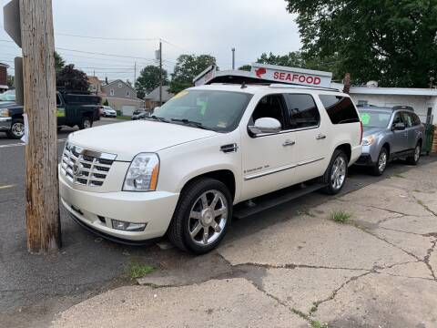 2009 Cadillac Escalade for sale at Frank's Garage in Linden NJ