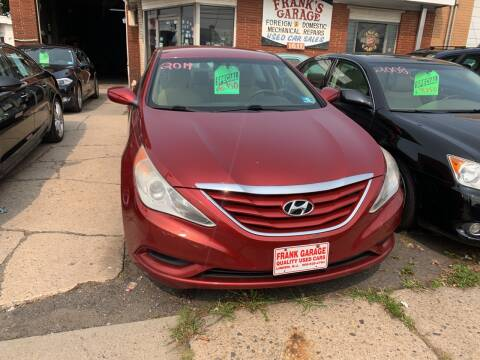 2011 Hyundai Sonata for sale at Frank's Garage in Linden NJ