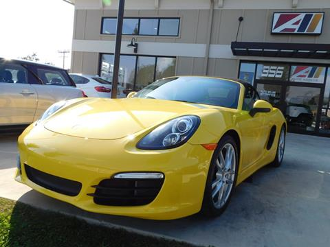 2016 Porsche Boxster for sale in Powell, OH