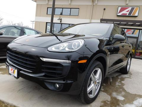 2015 Porsche Cayenne for sale in Powell, OH