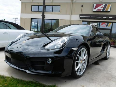2014 Porsche Cayman for sale in Powell, OH