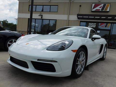 2018 Porsche 718 Cayman for sale in Powell, OH