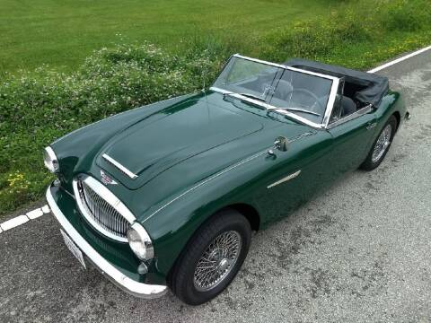 1964 Austin-Healey 3000 for sale at Auto Assets in Powell OH