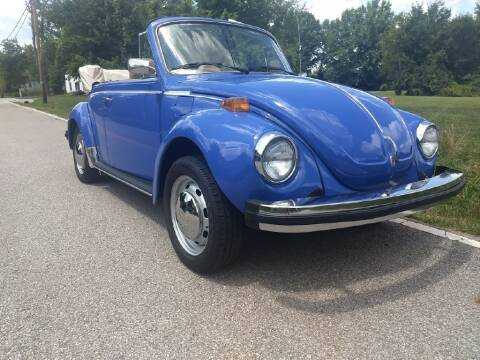 1978 Volkswagen Beetle for sale at Auto Assets in Powell OH
