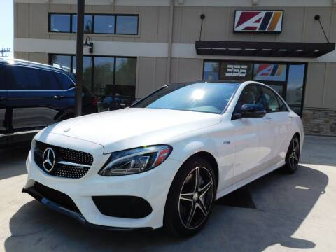 2017 Mercedes-Benz C-Class for sale at Auto Assets in Powell OH