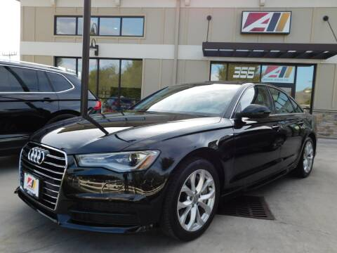 2017 Audi A6 for sale at Auto Assets in Powell OH