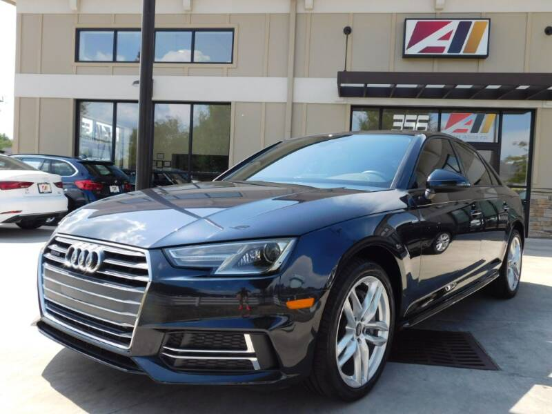 2017 Audi A4 for sale at Auto Assets in Powell OH
