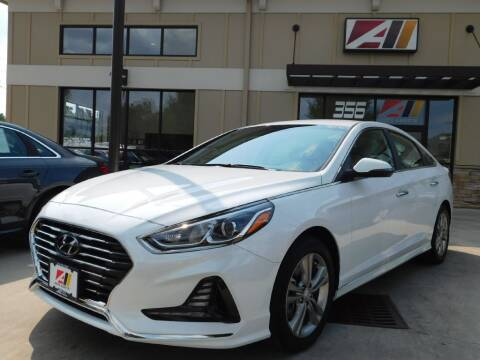 2018 Hyundai Sonata for sale at Auto Assets in Powell OH