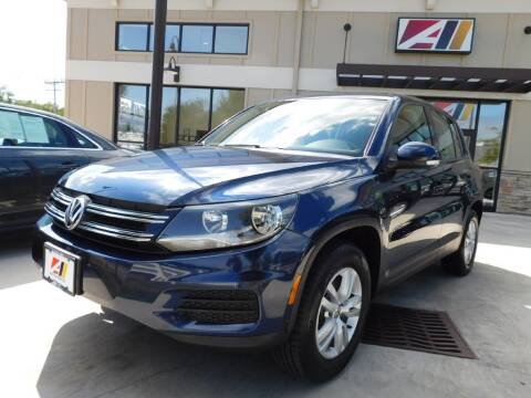 2012 Volkswagen Tiguan for sale at Auto Assets in Powell OH