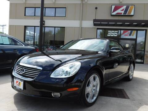 2004 Lexus SC 430 for sale at Auto Assets in Powell OH