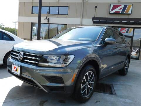 2019 Volkswagen Tiguan for sale at Auto Assets in Powell OH